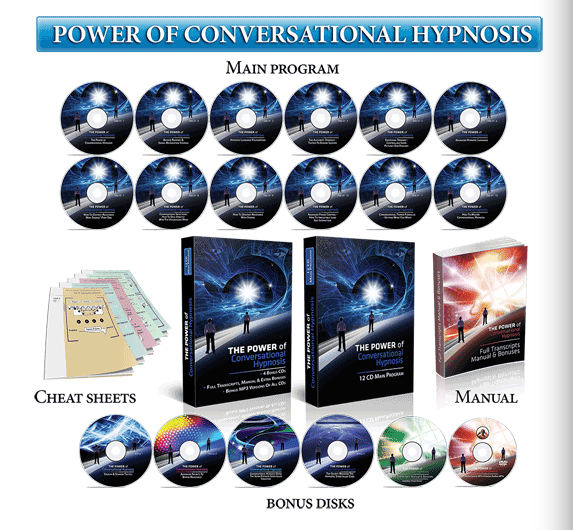 the power of conversational hypnosis product