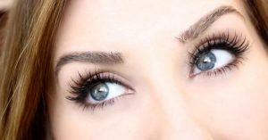 get longer eyelashes