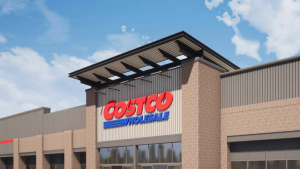warehouse shopping at costoc